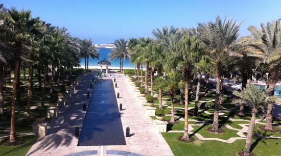 迪拜酒店风景
