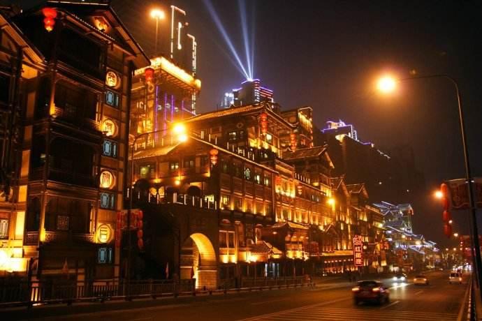 重庆洪崖洞网红景区近期会有将有所大改动?