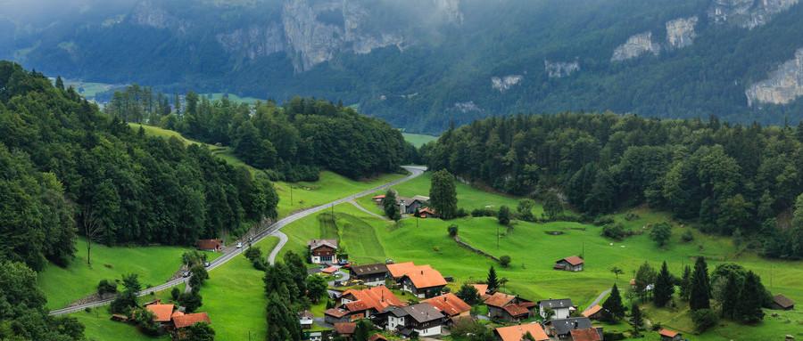 瑞士卢森堡景点