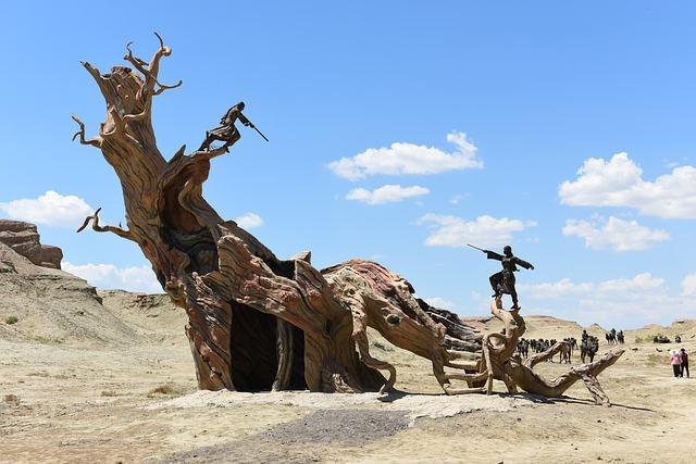 暑期沙漠旅游 见识异域风景