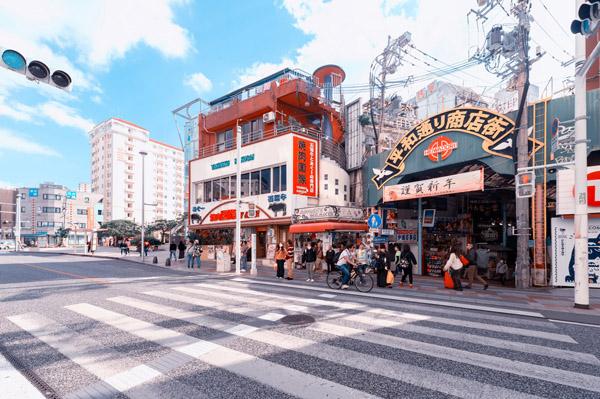 日本冲绳003