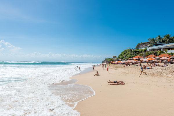 印尼巴厘岛度假沙滩002