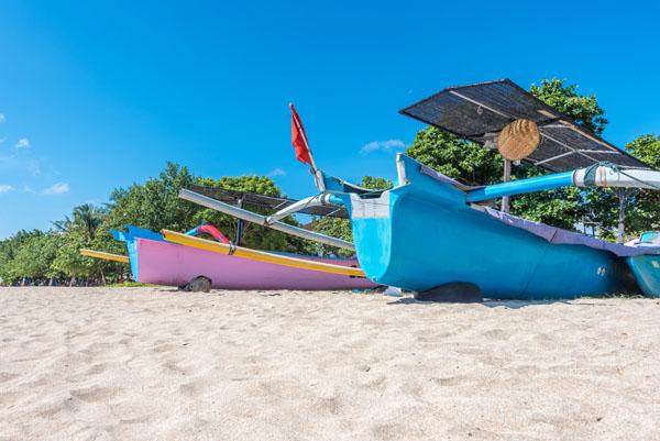 巴厘岛库塔海滩001