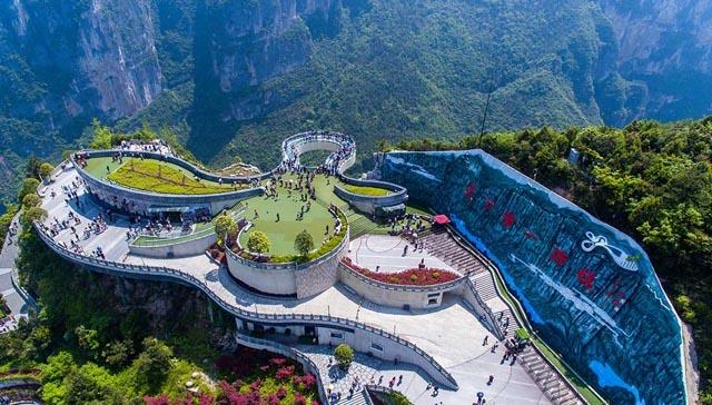 周边旅游_云阳龙缸•云端廊桥、张飞庙、三峡梯城双汽2日游